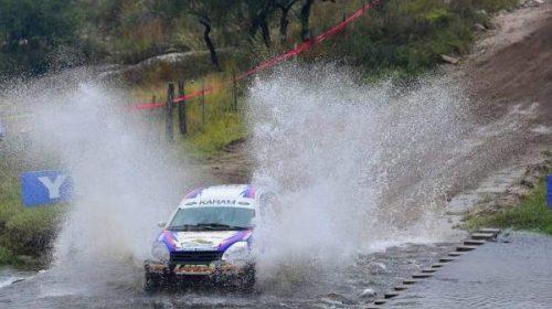 Rally Argentino: Sebastián Landa hizo podio en Carlos Paz