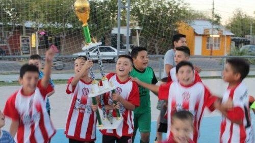 La 3ra edición del Mundialito de Futsal ya tiene sus campeones