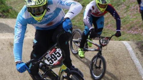 Chalo Molina logra tercer puesto en Copa Latinoamericana de BMX de Brasil