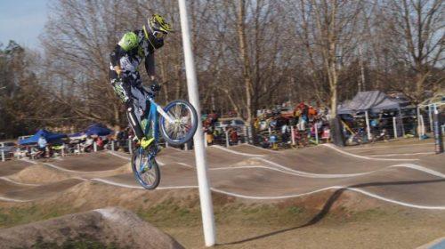 Gelusini logra podio en última fecha del Campeonato Argentino BMX en Córdoba