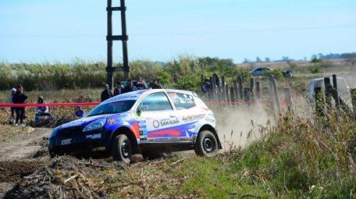 Rally: Tercer podio consecutivo para Sebastián Landa