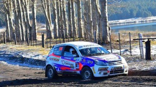 Rally: Sebastián Landa, en busca del tercer podio consecutivo