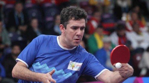 Tabachnik tendrá un 2021 a pura competencia y enseñanza del tenis de mesa