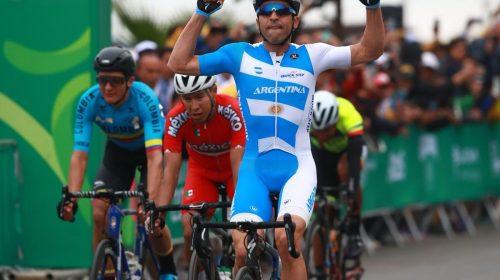 Lima 2019: Un oro en ciclismo con aporte sanjuanino!!