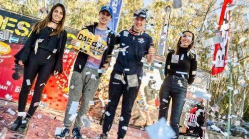 Enduro: Juan Cruz Martinez y Lucas Godoy, dueños del Desafío ASER