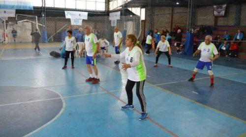 Juegos Evita: Adultos Mayores de San Juan cosechan buenos resultados en debut
