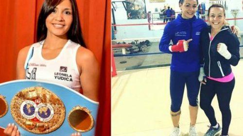 San Juan y su cumbre independiente de boxeo mundial femenino.