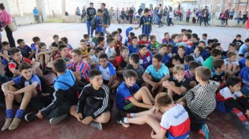 1500 nacientes deportistas estarán presentes en Juegos Binacionales en noviembre.