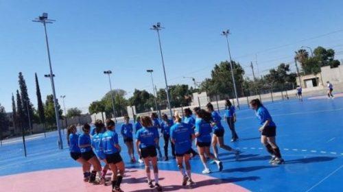Binacionales: La selección femenina de handball, firme en la preparación