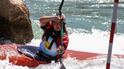 Ana Pickenhayn pone a San Juan entre lo mejor del kayak sudamericano