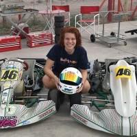 Juan Roca lideró karting en Mendoza y quedó subcampeón de la senior.