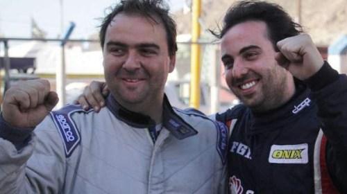 Hermanos Persia dan un salto cuántico en sus carreras en el Top Race