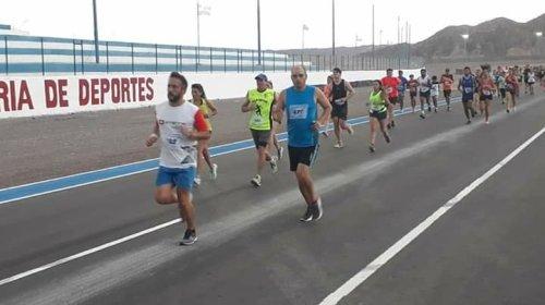 Alessandro Muñoz, dueño de la maratón  de Albardon