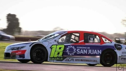 Abarca continuará en la TR Junior
