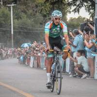 Dotti se quedó con la primera etapa de la Vuelta a Mendoza
