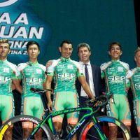 El SEP confirmó su equipo para la Vuelta a Mendoza