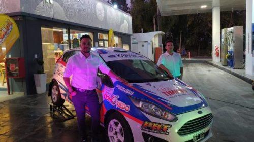 Rally Argentino: Landa, con chiche nuevo