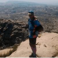 ALMATEUR: Daniel Jofré, el arquero de fútbol que se reinventó en runner