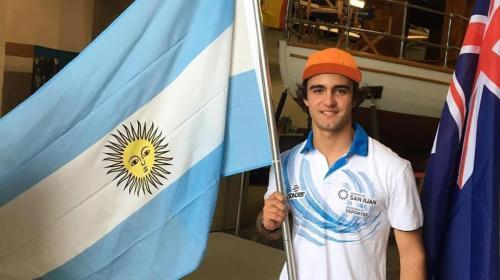 Mateo Maldonado integrará entrenamientos con equipo olímpico nacional