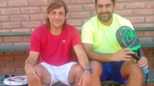 El padel, la vida después del fútbol para el Pachi Pascual