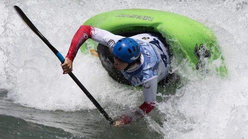 Jeremías Fernández: un amor incondicional con el kayak