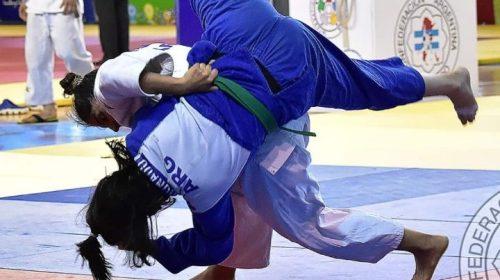 Judo: la sanjuanina Gervasoni, expectante para realizar una gira por Europa