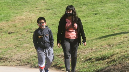 Cuando regresan las caminatas saludables, segùn el Municipio