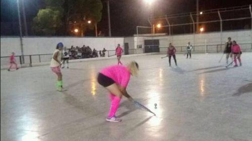 Cerro Grande, el equipo de mamis hockey que nació en el año de la pandemia