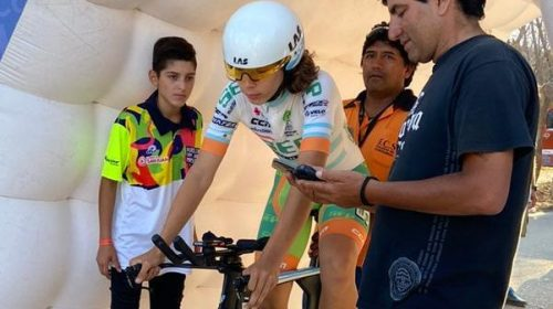 Mateo Kalejman: del MTB a la ruta y la expectativa de los Sudamericanos Juveniles