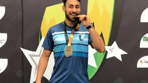 Orgullo sanjuanino: el judoca Karim Adarvez, convocado a la Selección Argentina