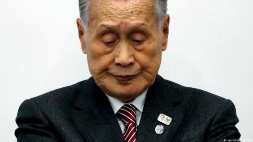 Renunció el presidente del Comité Tokio 2020