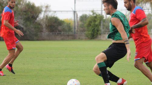 Balance positivo para Peñarol en su amistoso con San Martín
