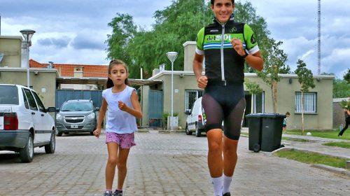Brunella Tellechea, tras los pasos de su padre