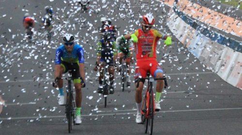 Quinto triunfo de la temporada para Nico Tivani