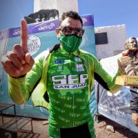 Dotti, amo en la etapa reina de la Vuelta ciclística a Mendoza