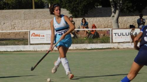 Las Patitas, a paso firme en el torneo de Mendoza