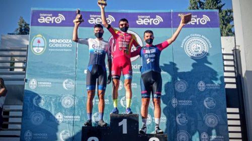 Vuelta de Mendoza: Otra etapa para Naranjo