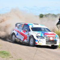 Un nuevo podio para Pastén en el rally argentino