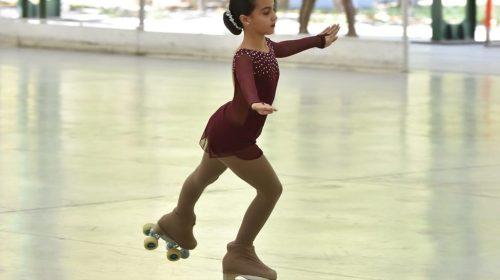 Volvió la acción del patinaje artístico
