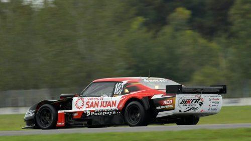 Tobías Martínez quedó en el top ten de la clasificación