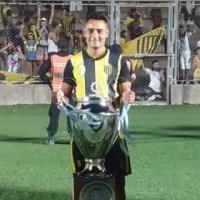 Gonzalo Narváez, de debutar en San Martín con 15 años a romper redes en Pocito