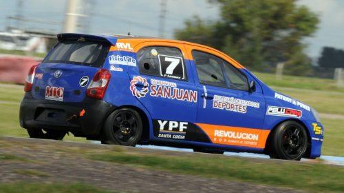 Facundo Leánez fue 5to y Diego, 14to en el TN: «Con un gran auto remontamos en una carrera áspera»