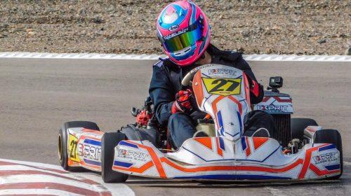 Ulises Campillay probará en el Top Race Junior