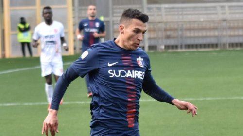 Balance positivo para Rubén Botta en la Serie C italiana