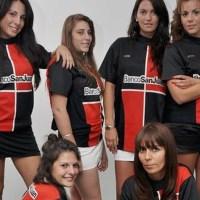 Huazihul: más de una década con camiseta de mujer y precursor de rugby femenino