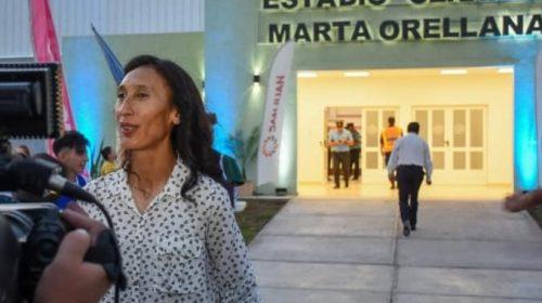 El recuerdo del enorme título sudamericano de Marta Orellana en Brasil