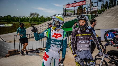 BMX: Chalo Molina quedó lejos de la final de la primera fecha de la Copa del Mundo