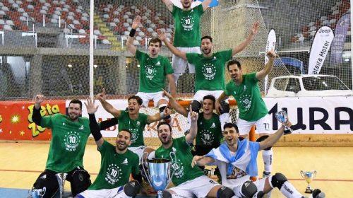 Franco Platero y Maxi Oruste gritaron campeón de la Copa del Rey ante el Barcelona de Álvarez y Pascual
