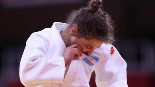 Paula Pareto no pudo en el repechaje, quedó sin chances de medalla y cerró una carrera brillante