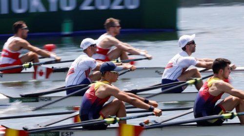 La llegada de un tifón alteró el programa de pruebas olímpicas